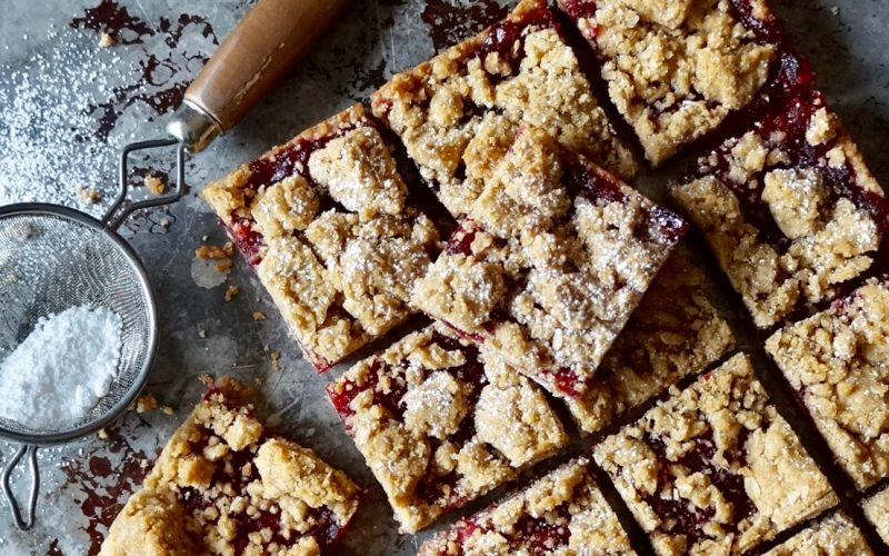 Baking Tutorials: Cranberry-Oat Cookie Bars By Rebecca Gordon Editor-In-Chief Buttermilk Lipstick Culinary & Entertaining Brand Cooking & Baking Tutorials Practical Culinary Techniques For Everyday Cooks Editorial Director Digital Culinary Photo Journalist Pastry Chef Writer Photographer Food Stylist TV Cooking Personality Southern Hostess Game Day Entertaining Modern Southern Socials