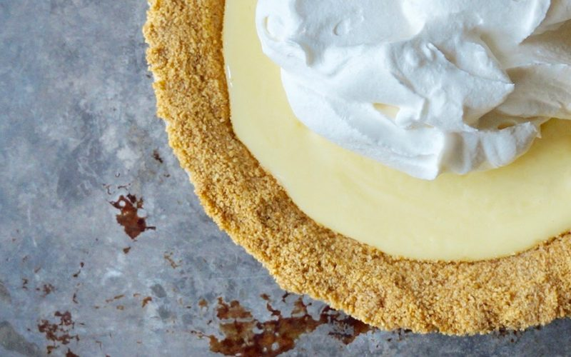 Baking Tutorials. Lemon Icebox Pie By Rebecca Gordon Editor-In-Chief Buttermilk Lipstick Culinary & Entertaining Brand Practical Culinary Techniques For Everyday Cooks Pastry Chef Writer Food Stylist TV Cooking Personality Modern Southern Socials