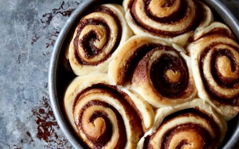 Baking & Pastry Tutorials: How To Make Cinnamon Rolls From Scratch By Rebecca Gordon Editor-In-Chief Buttermilk Lipstick Culinary & entertaining Brand Practical Culinary Techniques For Everyday Cooks Editorial Director Digital Culinary Photo Journalist Pastry Chef Writer Food Stylist TV Cooking Personality Modern Southern Socials Game Day Entertaining