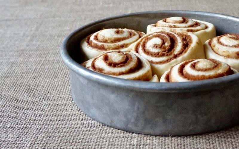 Baking Tutorials: Classic Cinnamon Rolls By Rebecca Gordon Editor-In-Chief Buttermilk Lipstick Culinary & Entertaining Brand Practical Culinary Techniques For Everyday Cooks Baking & Cooking Tutorials Editorial Director Digital Culinary Photo Journalist Pastry Chef Writer Game Day Entertaining Modern Southern Socials