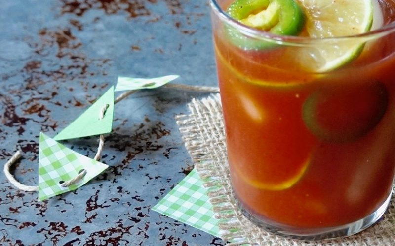 Game Day Cocktails: Southwestern Bloody Mary By Rebecca Gordon Buttermilk Lipstick TV Cooking Personality Editor-in-Chief Birmingham Alabama Tailgating Expert Southern Hostess Sports Entertaining Tide & Tigers Today Game Day Host WBRC Fox 6 Original Football & Tailgating Recipes, Crafts Party Ideas