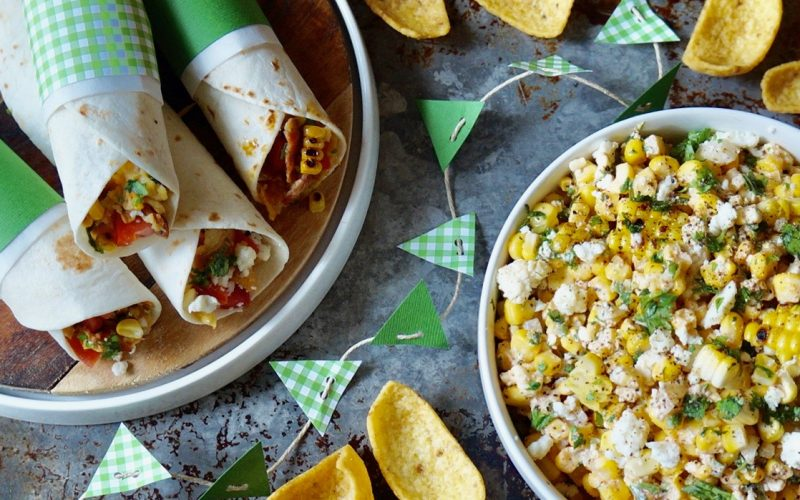 Game Day Entertaining: Tex-Mex Migas Breakfast Burritos By Rebecca Gordon Buttermilk Lipstick TV Cooking Personality Editor-in-Chief Author Tailgating Hostess Southern Recipes Sports Entertaining Tide & Tigers Today Tailgate Host WBRC Fox 6 Birmingham Alabama