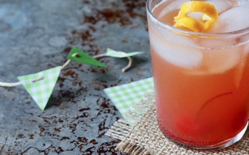Game Day Entertaining: Yellowhammer Sweet Tea Cocktail By Rebecca Gordon Buttermilk Lipstick TV Cooking Personality Editor-in-Chief Pastry Chef Author Southern Hostess Sports Entertaining Tailgating Expert Tide & Tigers Today Tailgate Host WBRC Fox 6 Birmingham Alabama Cooking Lessons