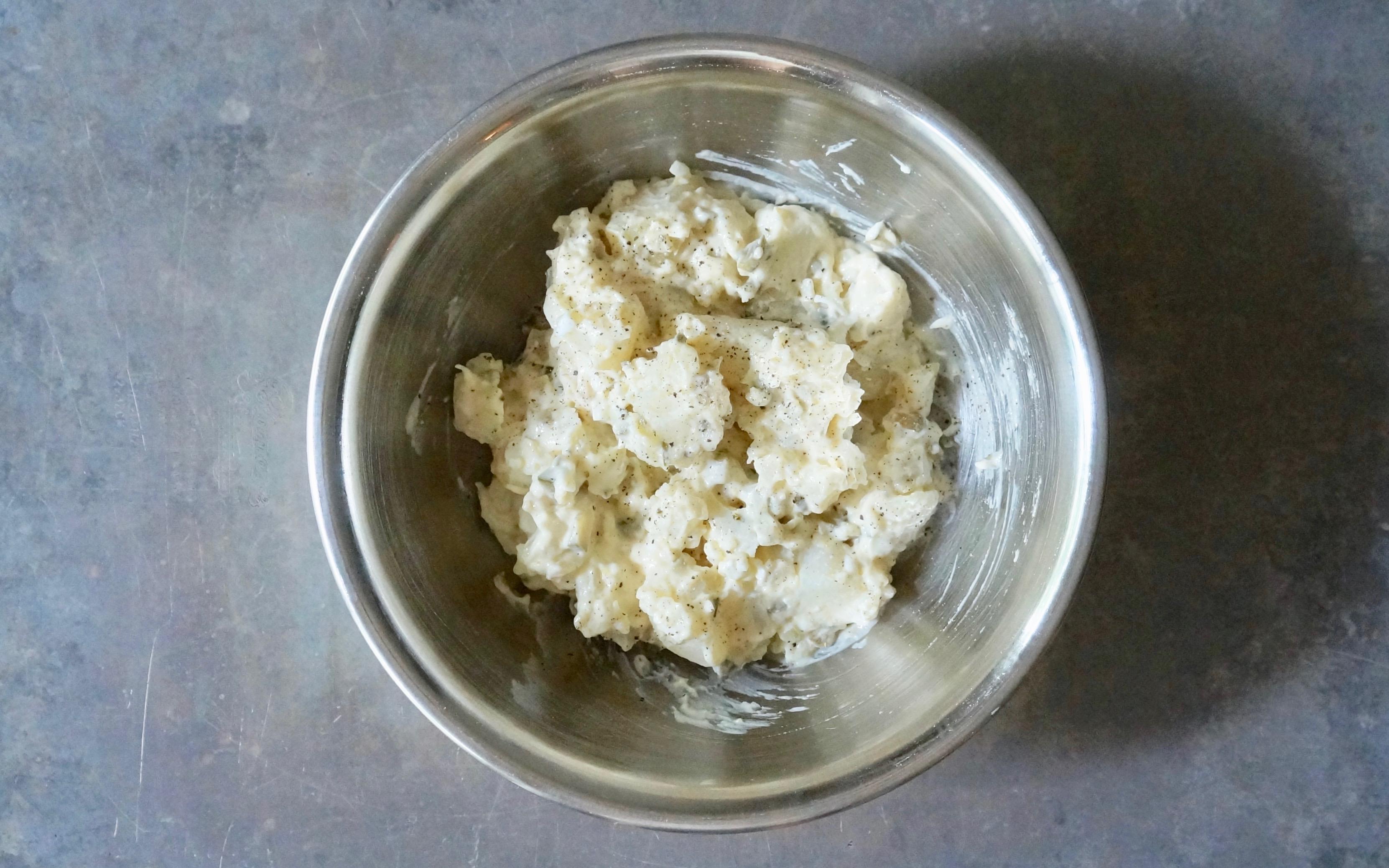 How-To-Make-Classic-Poato-Salad-Rebecca-Gordon-Publisher-Buttermilk-Lipstick-Culinary-Entertaining-Techniques-RebeccaGordon-Southern-Hostess-Pastry-Chef-Birmingham-Alabama