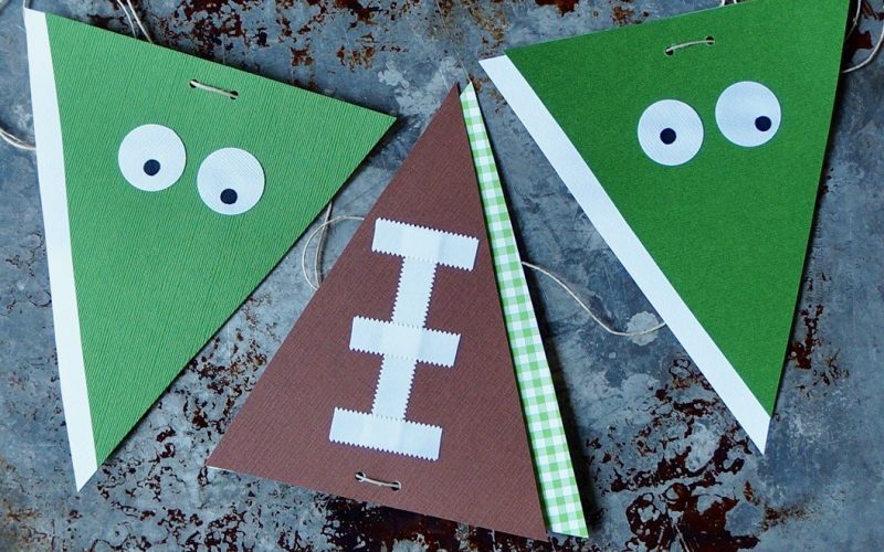 Florida Gator Bait Football & Tailgating Bunting By Rebecca Gordon Buttermilk Lipstick Editor-in-Chief Southern Tailgating Cooking & Entertaining Brand Sports Entertaining Tailgating Expert Birmingham Alabama Pastry Chef Writer Tailgating Arts & Crafts Game Day Hostess