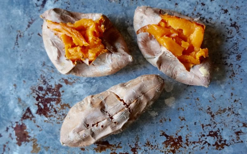 Sweet Potatoes: Preparation For Recipe Applications By Rebecca Gordon Buttermilk Lipstick Editor-In-Chief Culinary & entertaining Brand practical Culinary Techniques For Everyday Cooks Editorial Director Digital Culinary Photo Journalist Pastry Chef Writer Food Stylist TV Cooking Personality Southern Hostess game day entertaining modern southern socials
