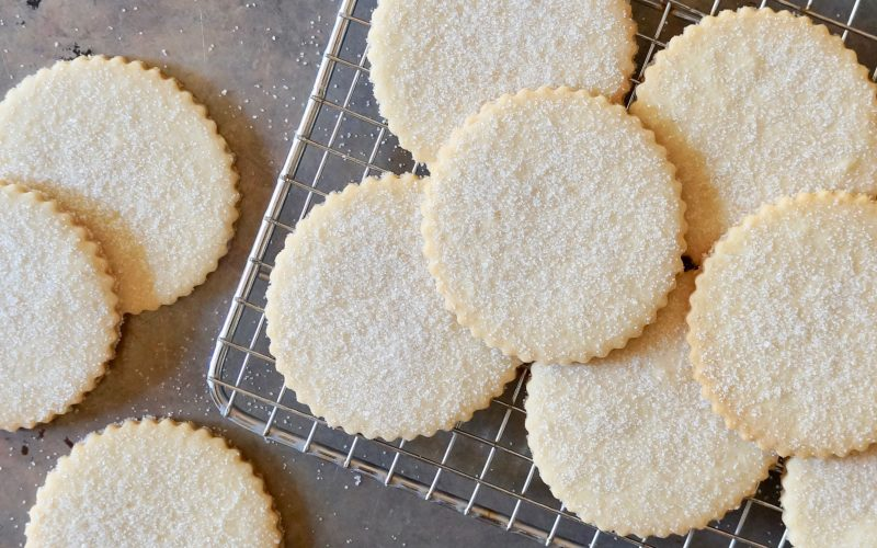 Southern Entertaining Classic Sugar Cookies By Rebecca Gordon Editor-In-Chief Buttermilk Lipstick Southern Hostess Baking Tutorial TV Cooking Personality Holiday Cookies How To Make Sugar Cookies Southern Hostess Southern Baking Pastry Chef Baking Tutorial