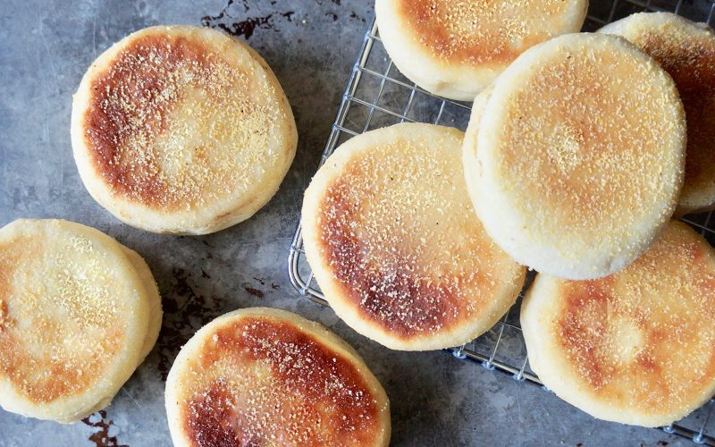 Cooking Classics. How To Prepare Buttermilk-Cornmeal English Muffins By Rebecca Gordon Editor-In-Chief Buttermilk Lipstick: A culinary & entertaining brand featuring practical cooking & baking techniques for everyday cooks. Editorial Director Digital Culinary Photo Journalist Pastry Chef Writer Food Stylist TV Cooking Personality Modern Southern Socials Game Day Entertaining