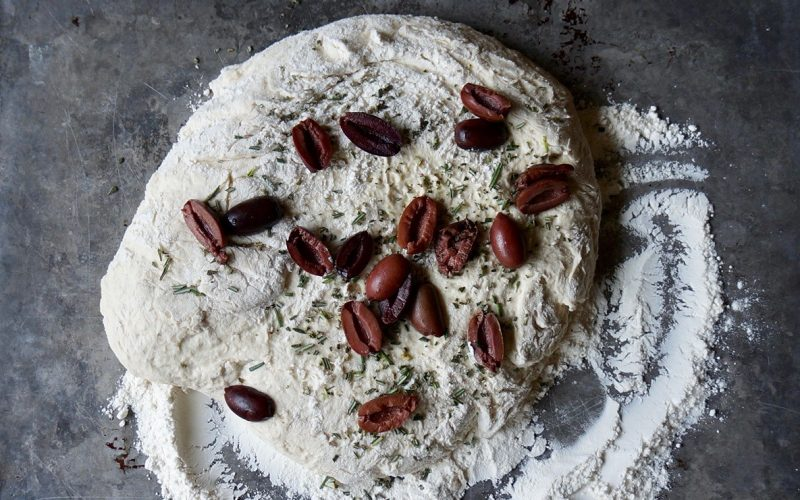 Baking Classics. Rosemary-Olive Boule By Rebecca Gordon Editor-In-Chief Buttermilk Lipstick A Culinary & entertaining Brand Baking & Cooking Tutorials Digital Culinary Photo Journalist Editorial Director Pastry Chef Writer Food Stylist TV Cooking Personality Modern Southern Socials Game Day entertaining