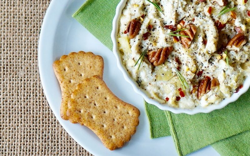 Lemon-Ricotta Artichoke Dip By Rebecca Gordon Editor-In-Chief Buttermilk Lipstick Cooking & Baking Tutorials Pastry Chef Writer Food Stylist Editorial Director Digital Culinary Photo Journalist Game Day Tailgating Modern Southern Socials Southern Hostess TV Cooking Personality Southern Hostess Recipes Party Planning Menu Planning