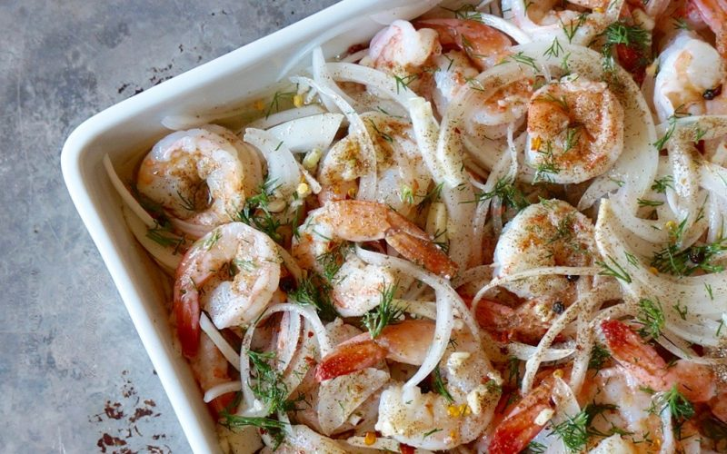 Cooking Classics. Lemon-Dill Pickled Shrimp By Rebecca Gordon Editor-In-Chief Buttermilk Lipstick Culinary & Entertaining Brand Cooking & Baking Tutorials Pastry Chef Writer Game Day Tailgating Modern Southern Socials Southern Hostess Digital Culinary Photo Journalist Editorial Director Birmingham Alabama