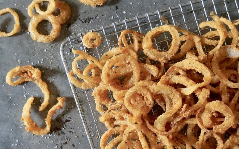 How To Make Buttermilk Onion Rings With Fresh Thyme-Horseradish Aioli By Rebecca Gordon Editor In Chief Buttermilk Lipstick Culinary & Entertaining Techniques Cooking Baking Grilling Smoking & Frying Tutorials TV Cooking Personality Game Day Entertaining Tailgating Recipes Modern Southern Socials Digital Culinary Photo Journalist Editorial Director Birmingham Alabama
