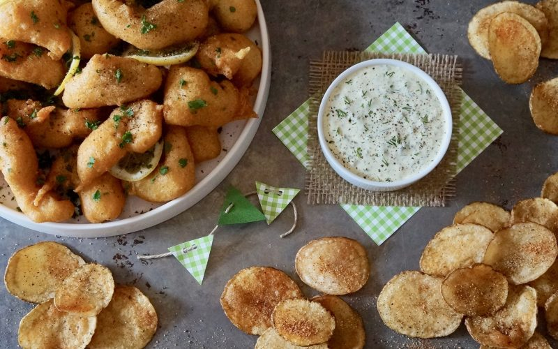 Classic-Tailgating-Snacks-Southern-Tailgating-Recipes-Beer-Battered-Fried-Catfish-and-Cajun-Potato-Chips-By-Rebecca-Gordon-Editor-In-Chief-Buttermilk-Lipstick-Football-Party-Entertaining-Ideas-Football-Party-Entertaining-Ideas-Appetizers-dip-classic-tailgate-recipes-snack-starters-game-day-tailgating-party-food