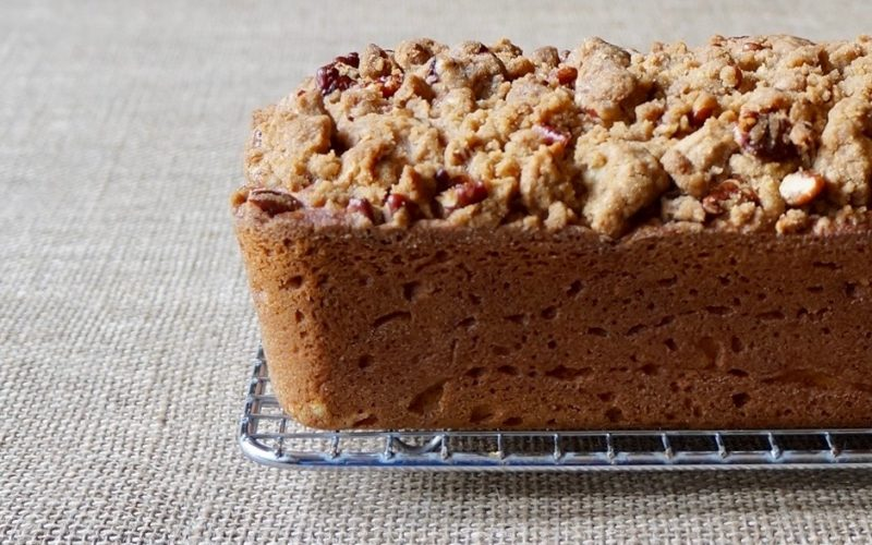 Baking Tutorials: Pumpkin-Pecan Crunch Coffee Cake By Rebecca Gordon Editor-In-Chief Buttermilk Lipstick Culinary & Entertaining Brand Practical Culinary Techniques For Everyday Cooks Editorial Director Digital Culinary Photo Journalist Pastry Chef Writer Game Day Entertaining Modern Southern Socials