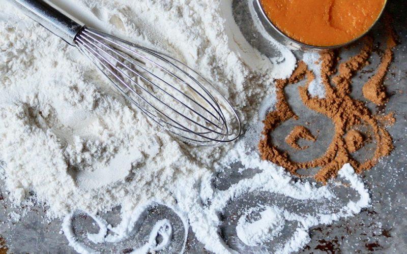 Baking Tutorials: Pumpkin-Pecan Crunch Coffee Cake By rebecca Gordon Editor-In-Chief Buttermilk Lipstick Culinary & Entertaining Brand Digital Culinary Photo Journalist Editorial Director Pastry Chef Writer Game Day Entertaining Modern Southern Socials