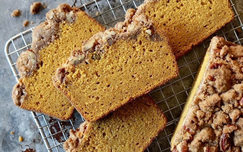 Baking Tutorials: How To Make Pumpkin Bread By Rebecca Gordon Editor-In-Chief Buttermilk Lipstick Culinary & Entertaining Brand Practical Baking & Pastry Techniques Cooking & Baking Tutorials Editorial Director Digital Culinary Photo Journalist Pastry Chef Writer TV Cooking Personality Game Day Entertaining Modern Southern Socials