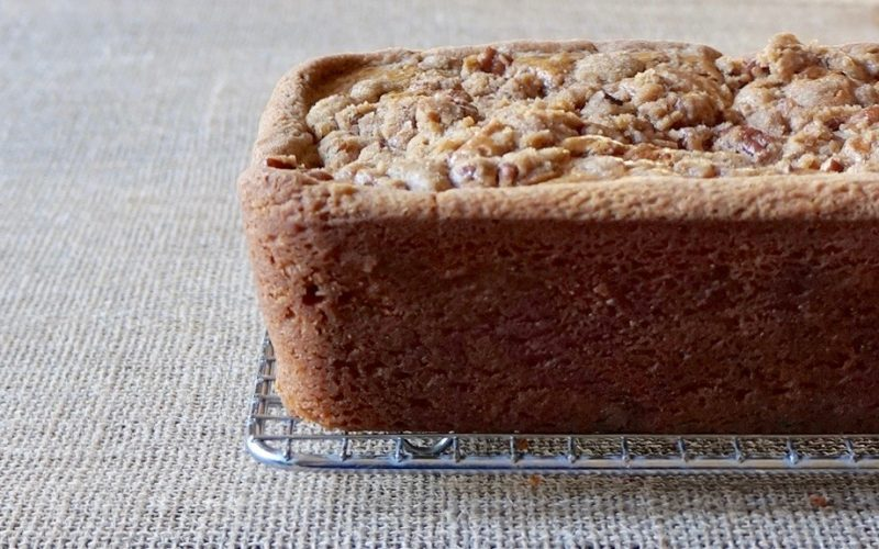 Baking Tutiorials: Hummingbird Coffee Cake By Rebecca Gordon Editor-In-Chief Buttermilk Lipstick Culinary & Entertaining Brand Practical Culinary Techniques For Everyday Cooks Baking & Cooking Tutorials Editorial Director Digital Culinary Photo Journalist Pastry Chef Writer TV Cooking Personality Modern Southern Socials Game Day Entertaining