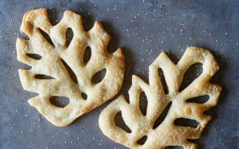 How To Make Fougasse Leaves By Rebecca Gordons Buttermilk LIpstick Culinary Instructional Digital Magazine. Spring Entertaining. The New Easter Entertaining Bread Easter Recipes