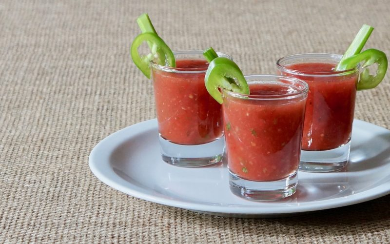 Cilantro-Lime Bloody Mary Shooters By Rebecca Gordon Editor-In-Chief Buttermilk Lipstick culinary Entertaining Techniques. Game Day Entertaining By Rebecca Gordon cooking baking tutorials modern southern socials southern hostess rebeccagordon pastry chef tv cooking personality birmingham alabama