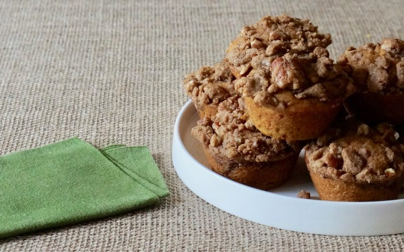 Pecan-Pumpkin Crunch Coffee Cake Muffins By Rebecca Gordon Editor In Chief Buttermilk Lipstick Culinary Entertaining Techniques. Southern Entertaining Cooking Baking Tutorials Modern Southern Socials Game Day Entertaining RebeccaGordon Pastry Chef TV Cooking Personality Birmingham Alabama