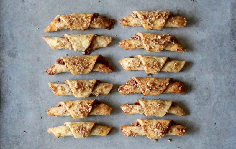 Classic Rugelach. Cinnamon-Pecan Rugelach By Rebecca Gordon Editor In Chief Buttermilk Lipstick Culinary Entertaining Techniques. Christmas Cookies cooking baking tutorials modern southern socials rebeccagordon tv cooking personality pastry chef birmingham alabama