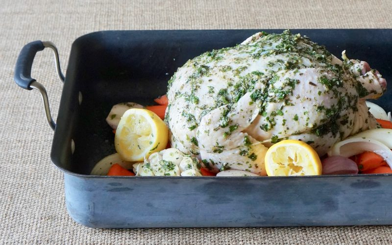 Lemon-Herb Roasted Chicken By Rebecca Gordon Editor In Chief Buttermilk Lipstick Culinary Entertaining Techniques. Classic French Chicken Recipe cooking baking tutorials modern southern socials rebeccagordon pastry chef tv cooking personality How To Roast A Chicken Cooking Instructor Southern Entertaining Southern Hostess Birmingham Alabama