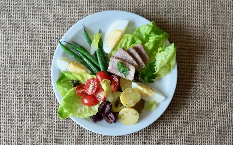 Salade Niçoise By Rebecca Gordon Editor In Chief Buttermilk Lipstick Culinary Entertaining Techniques. Classic French Recipes cooking baking tutorials modern southern socials rebeccagordon pastry chef southern hostess tv cooking personality birmingham alabama