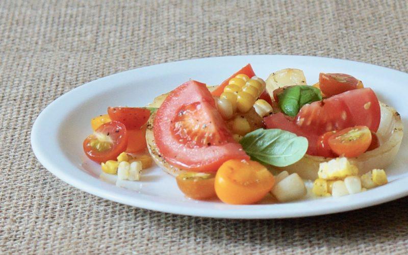 Southern-Entertaining-Grilled-Onion-Tomato-Corn-Salad-Rebecca-Gordon-Buttermilk-Lipstick-Culinary-Techniques-RebeccaGordon-Southern-Hostess