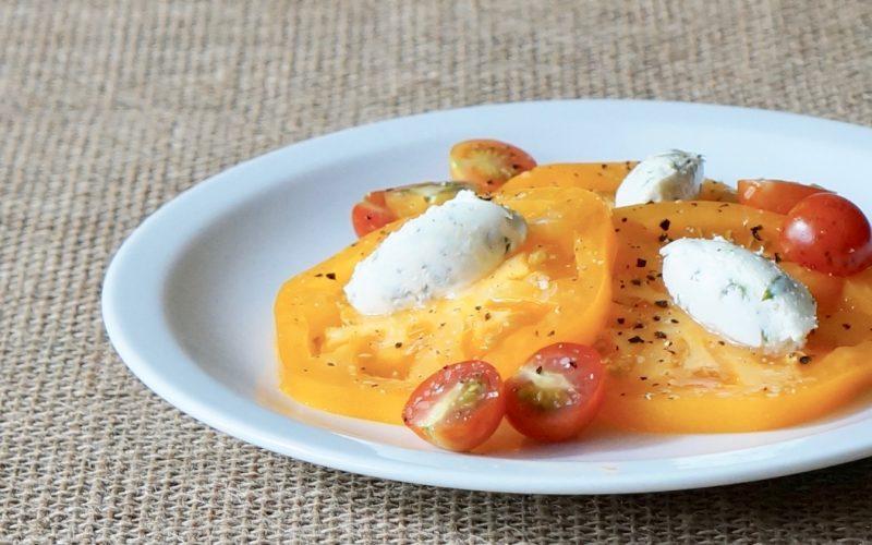 Golden-Jubilee-Tomatoes-Rebecca-Gordon-Editor-In-Chief-Buttermilk-Lipstick-Culinary-Techniques-RebeccaGordon-Gardening-Recipes-Summer-Tomato-Varieties-Entertaining-Birmingham-Alabama