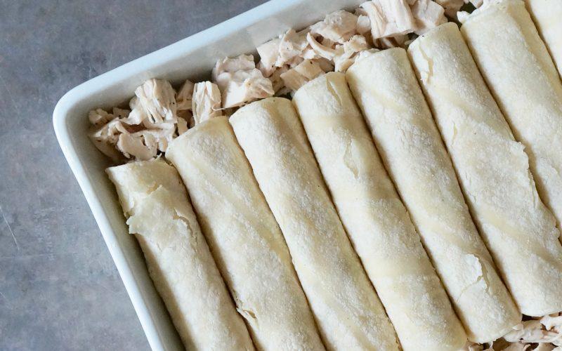 Southern-Hostess-Recipe-Charred-Salsa-Verde-Chicken-Enchiladas-How-Do-You-Make-Chicken-Enchiladas-Rebecca-Gordon-Editor-In-Chief-Chef-Buttermilk-Lipstick-Cooking-Class-RebeccaGordon-Pastry-Chef-Gardener-Birmingham-Alabama