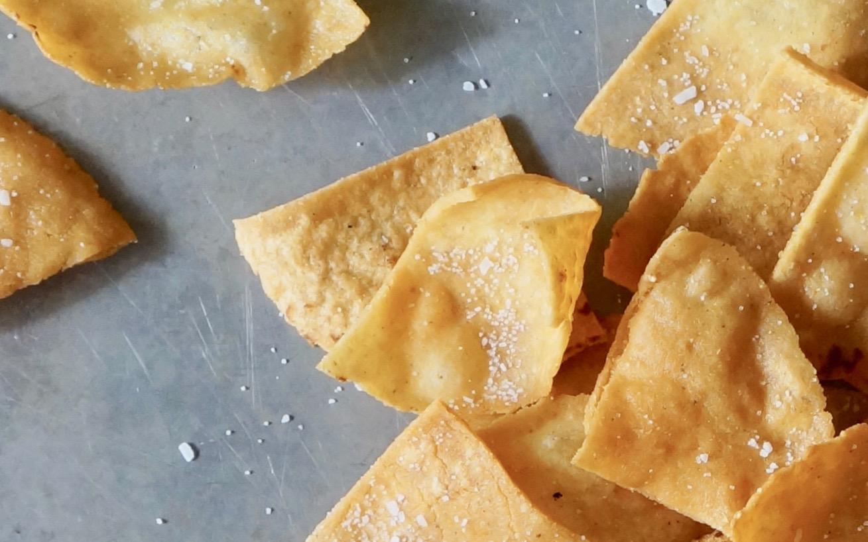 Southern-Entertaining-Homemade-Corn-Tortilla-Chips-Rebecca-Gordon-Editor-In-Chief-Buttermilk-Lipstick-Cooking-Class-Southern-Hostess-RebeccaGordon-Pastry-Chef-Gardener-Birmingham-Alabama