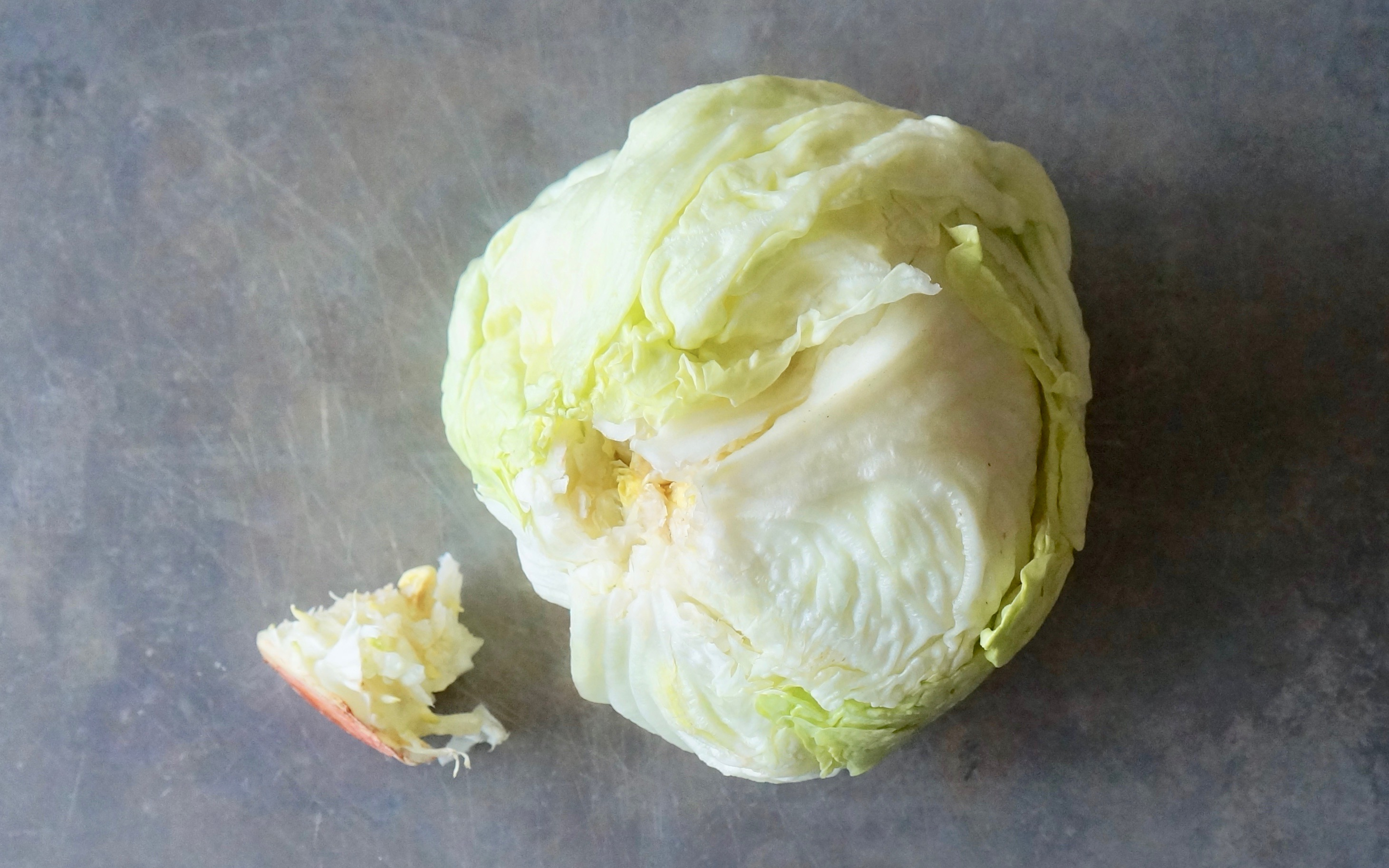 How-To-Clean-Core-Iceburg-Lettuce-Rebecca-Gordon-Publisher-Buttermilk-Lipstick-Culinary-Entertaining-Techniques-RebeccaGordon-Southern-Hostess-Birmingham-Alabama