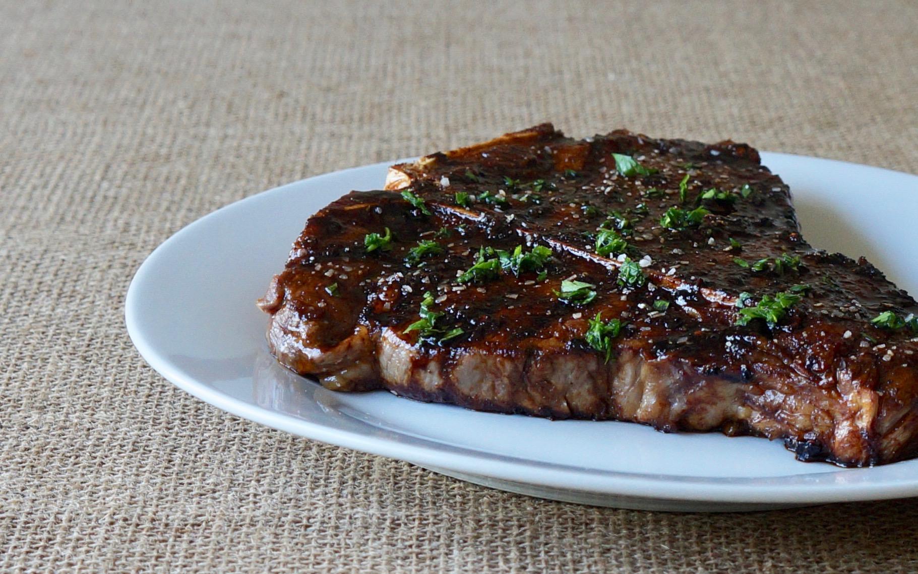 T-Bone-Steak-Rebecca-Gordon-Publisher-Buttermilk-Lipstick-Culinary-Entertaining-Techniques-Southern-Hostess-RebeccaGordon-Pastry-Chef-Birmingham-Alabama-Tex-Mex-Steak