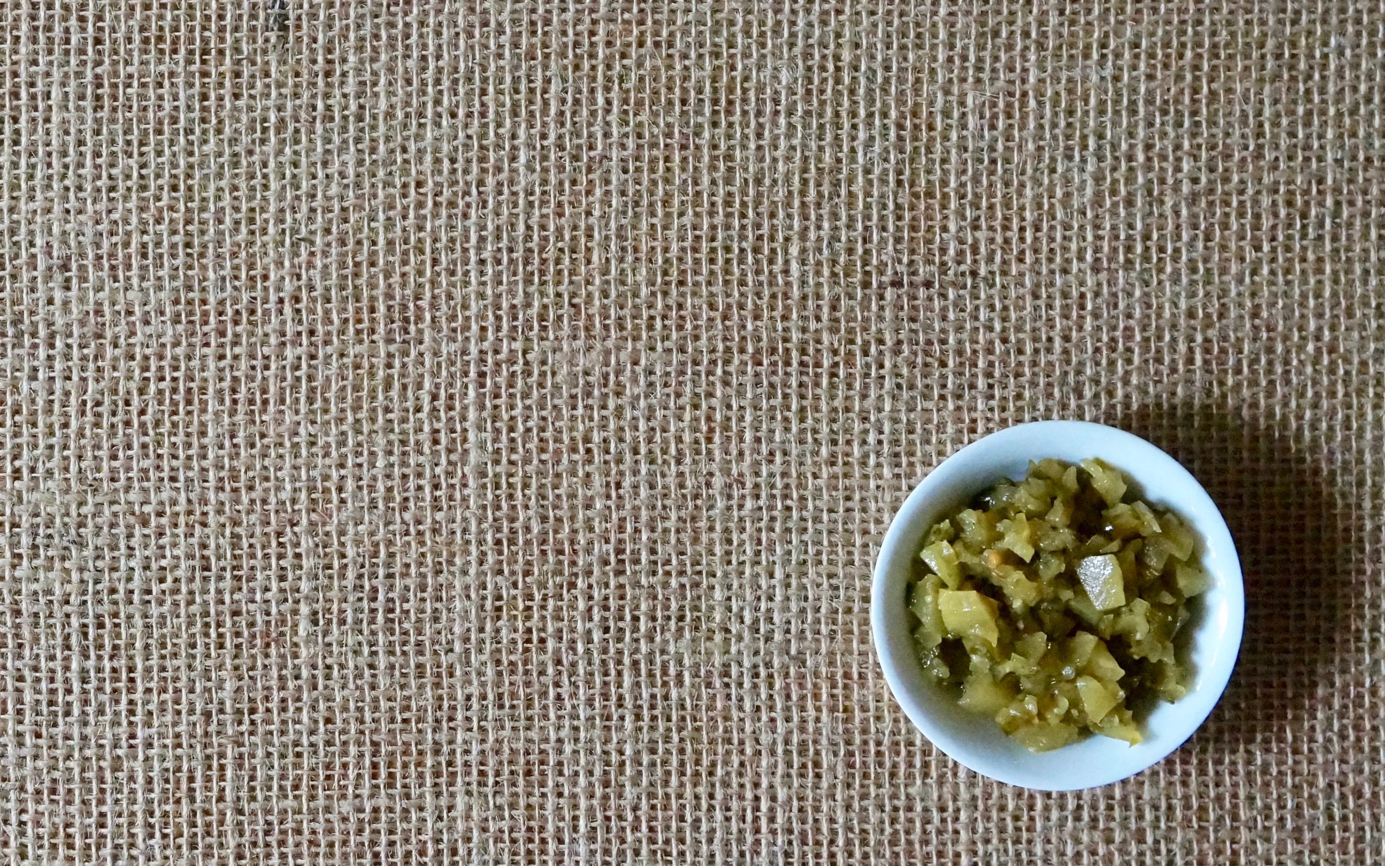 Sweet Pickle Relish Rebecca Gordon Publisher Buttermilk Lipstick Culinary Entertaining Technique Southern Hostess-Potato-Salad-RebeccaGordon-Pastry-Chef-Birmingham-Alabama