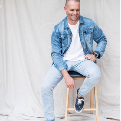 James Bartle: founder and CEO Outland Denim