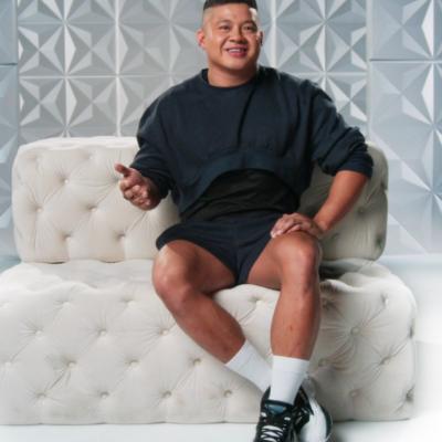 Netflix's Next In Fashion's Designer Charles Lu