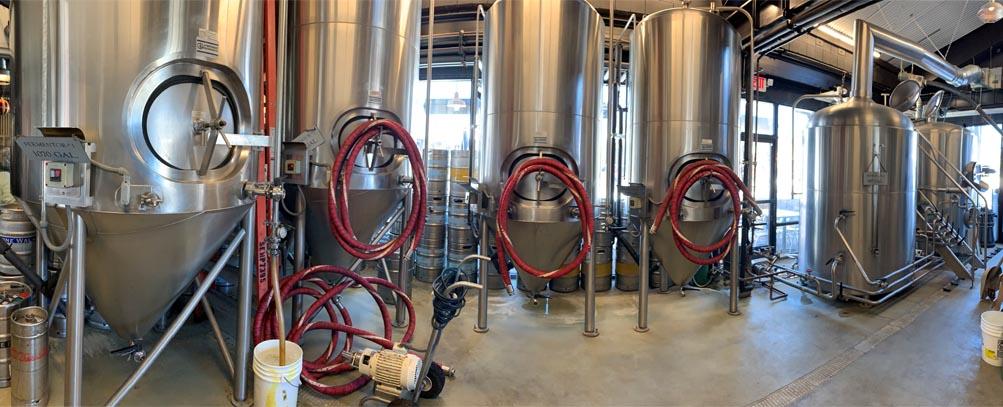 Big Bear Lake Brewing Company - Fermentation