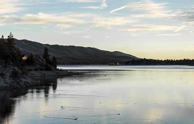 Big Bear Lake Brewing Company - Water Source
