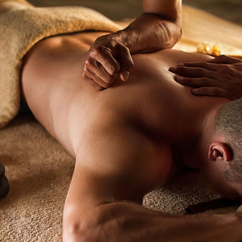 Warm Stone Massage - Deep Tissue Massage Orange County