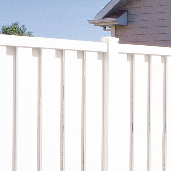 Vinyl Fence Delamore Fence