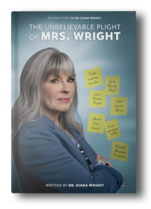 plain book mockup hardcover UP Mrs Wright