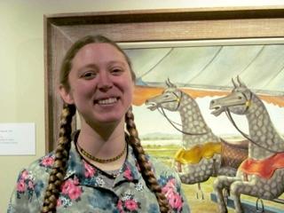 Emily Uldrich : Museum Educator
