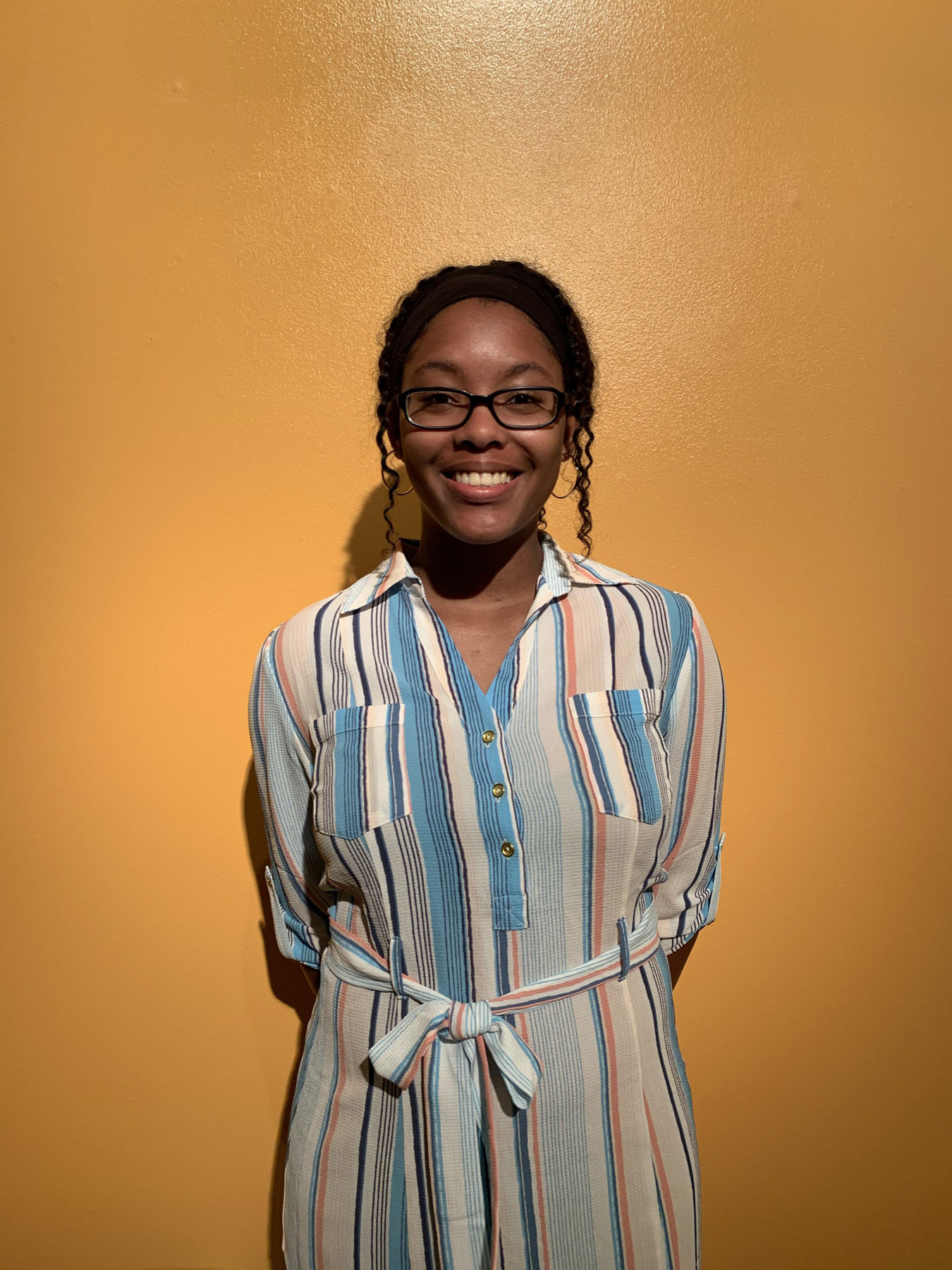Norresha Ferguson : Museum Security and Visitor Services