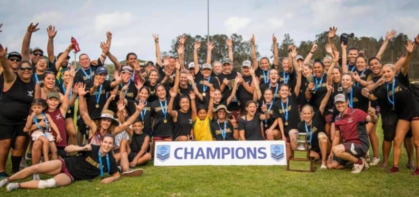MANLY TOUCH 2019 SSC CLUB CHAMPIONS