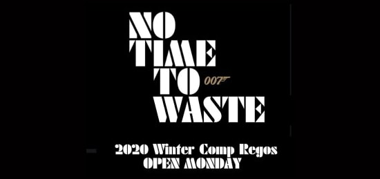 2020 WINTER COMP IS COMING