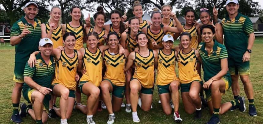 AUSTRALIAN TEAMS ANNOUNCED FOR THE 2019 TOUCH WORLD CUP