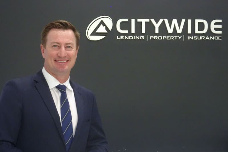 CITYWIDE HOME LOANS PARTNERS WITH MANLY TOUCH