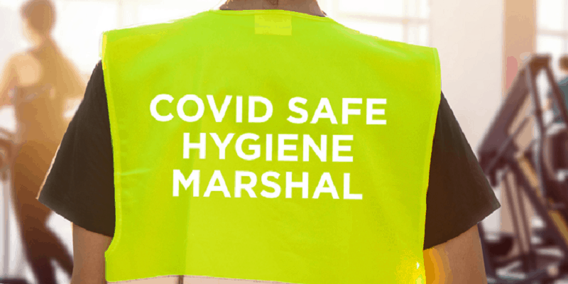 COVID MARSHALS REQUIRED FOR JUNIOR SUMMER COMP – PAID ROLE