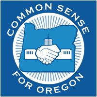 Common Sense For Oregon logo