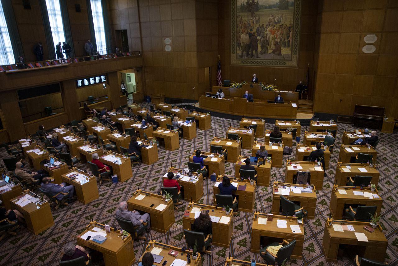 Oregon Legislature - Oregonlive.com